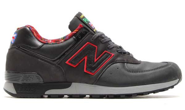 new balance M576 PUN [BLACK / RED / GREEN] M576