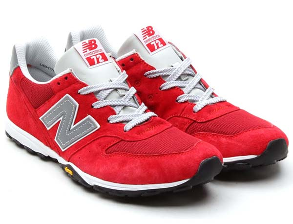 new balance ML72 AC [CRIMSON] ML72 AC 写真1