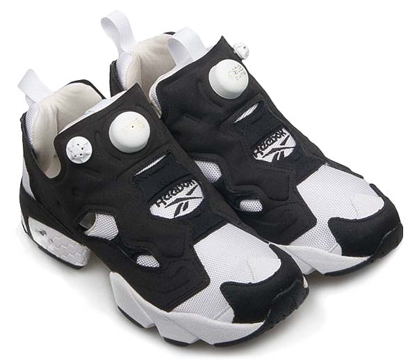 Reebok INSTA PUMPFURY OG [WHITE / BLACK / CREAM WHITE] M48559