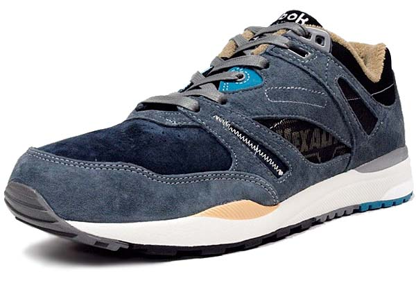 Reebok VENTILATOR SDE GARBSTORE [TWIILIGHT BLUE / GREY] V63649
