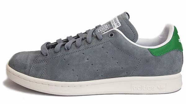 adidas Originals STAN SMITH 84-LAB. [GREY/WHITE] B26091