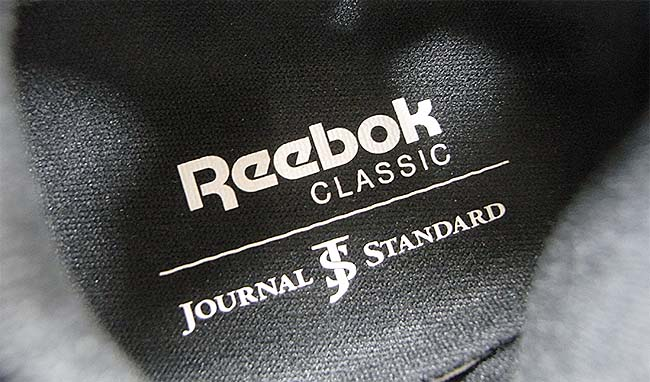 Reebok INSTA PUMP FURY OG JOURNAL STANDARD TRIPLE BLACK [JS-BLACK / WHITE] AR0630