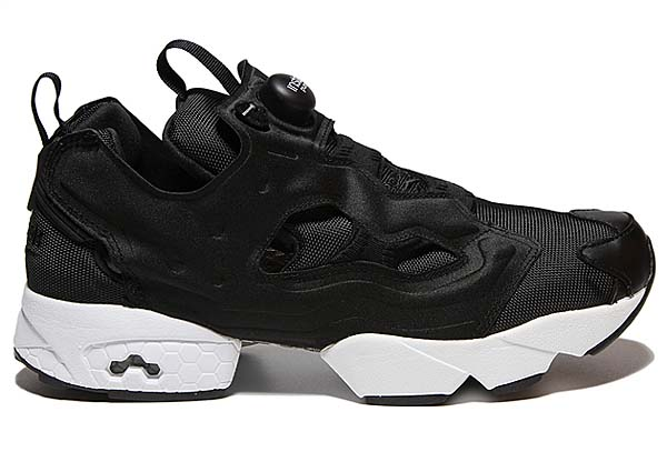Reebok INSTA PUMP FURY OG [BLACK / WHITE] V65750