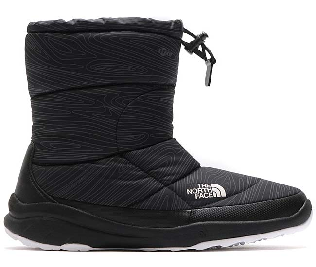 THE NORTH FACE x ATMOS LAB NUPTSE BOOTIE [BLACK] nf51587a-k