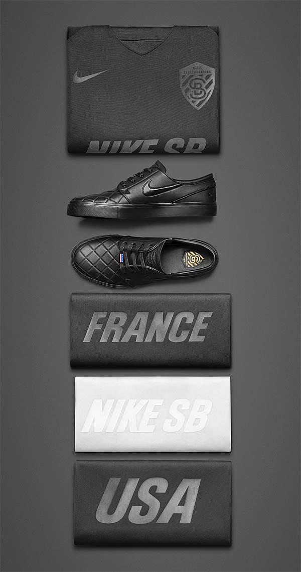NIKE SB X FB STEFAN JANOSKI ELITE [BLACK / VARSITY RED / BLACK] 833600-006