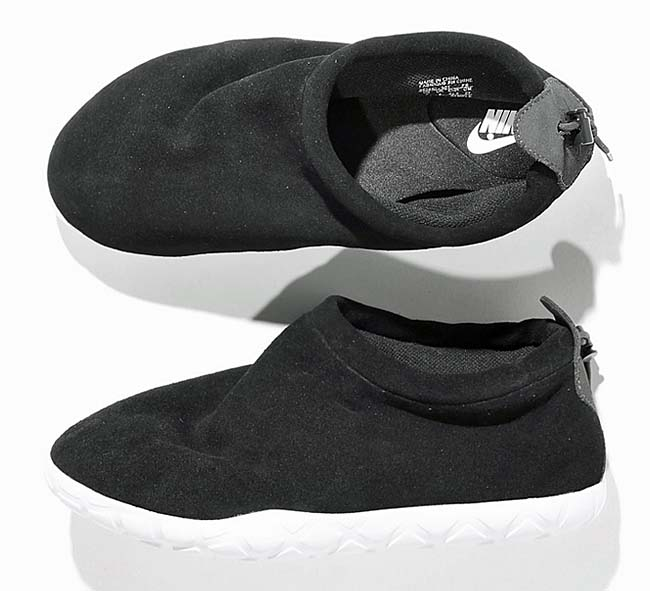 NIKE AIR MOC ULTRA [BLACK / ホワイト] 862440-001