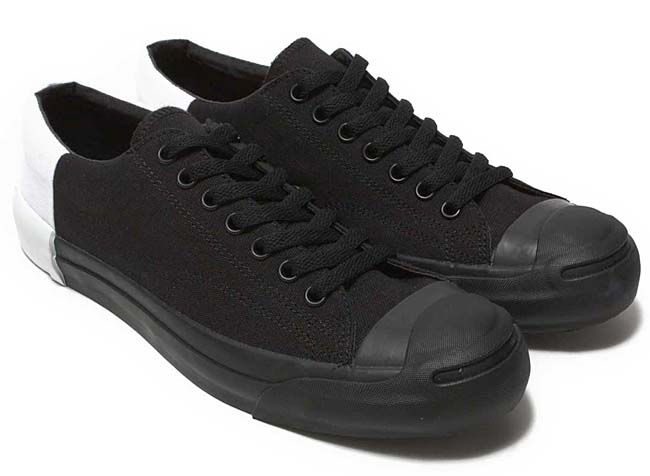 CONVERSE JACK PURCELL MONOPANEL [BLACK / WHITE] 32263241