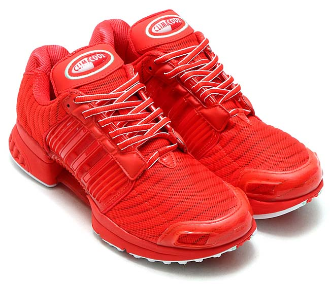 adidas Originals CLIMACOOL 1 [CORE RED / CORE RED / RUNNING WHITE] BA7173