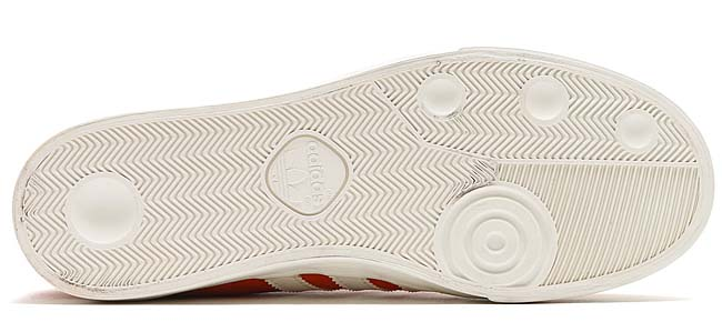 adidas Originals CAMPUS VULC II ADV [TACTILE ORANGE / CHALK WHITE / CHALK WHITE] BB8524