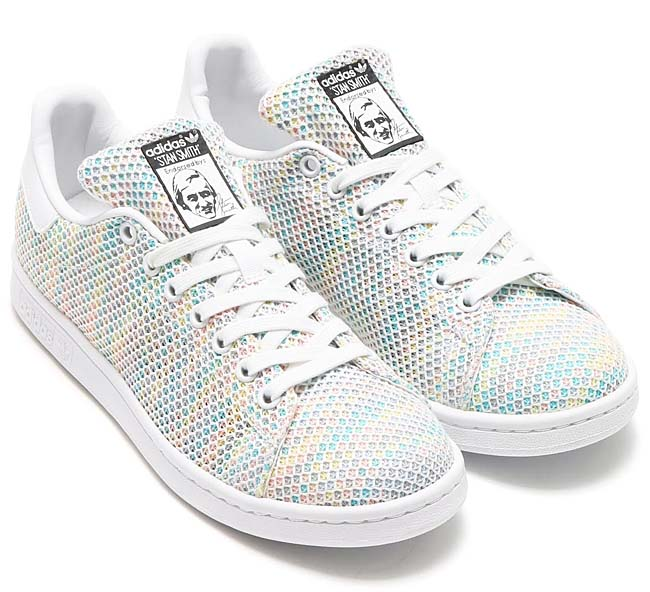 adidas Originals STAN SMITH [RUNNING WHITE / CORE BLACK] S82250