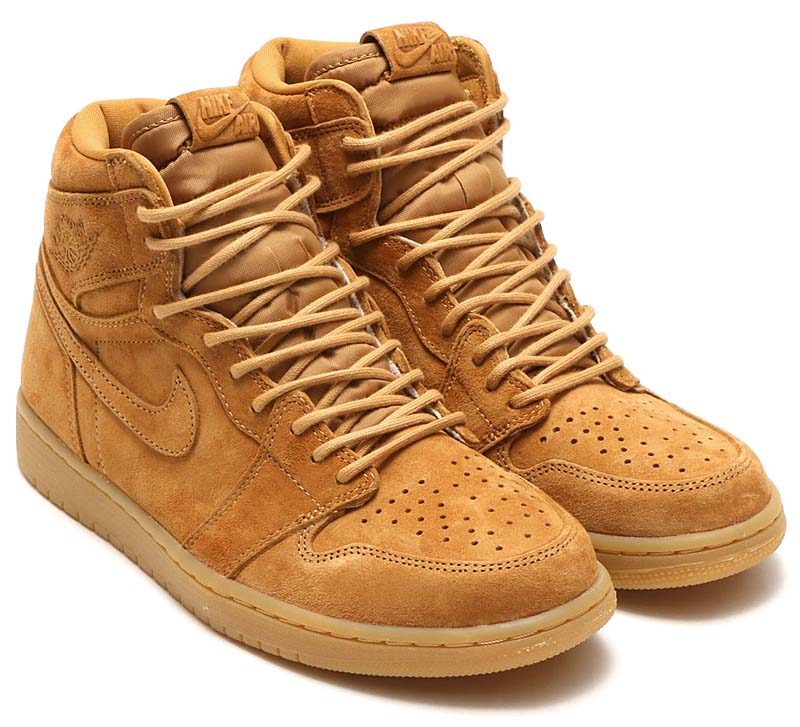 NIKE AIR JORDAN 1 RETRO HIGH OG [GOLDEN HARVEST / GOLDEN HARVEST-GUM YELLOW] 555088-710