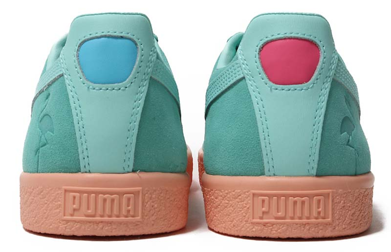 PUMA CLYDE SOUTHBEACH [BISCAY GREEN] 367708-01