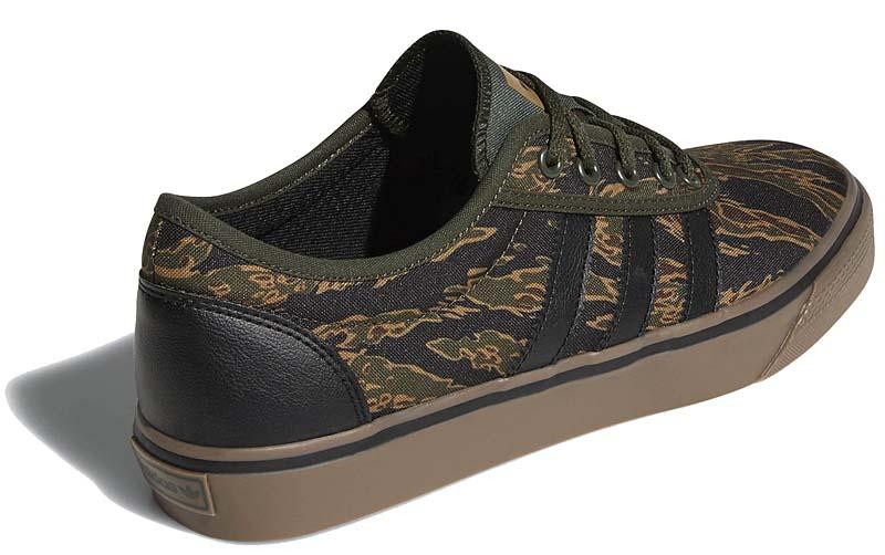 adidas Skateboarding ADI-EASE [NIGHT CARGO / BLACK / GUM] b27793 アディダス スケートボーディング アディ イース 「カーゴ/ブラック/ガム」