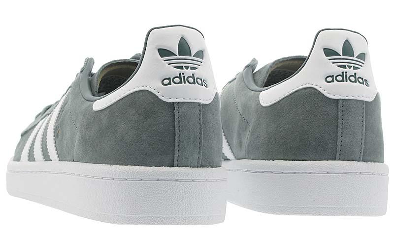adidas Originals CAMPUS [RAW GREEN / RUNNING WHITE / CRYSTAL WHITE] b37822 アディダス オリジナルス キャンパス 「グリーン/ホワイト」