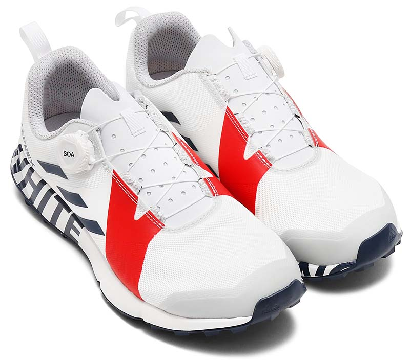 adidas Originals x WHITE MOUNTAINEERING TERREX TWO BOA [RUNNING WHITE / COLLEGE NAVY / RED] bb7742