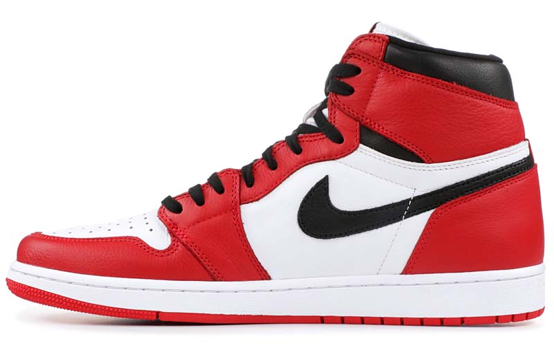 "NIKE AIR JORDAN 1 RETRO HIGH OG NRG ""HOMAGE TO HOME"" [BLACK / WHITE / UNIVERSITY RED] 861428-061 ナイキ エアジョーダン1 レトロ ハイ OG HOMAGE TO HOME 「ブラック/ホワイト/レッド」"