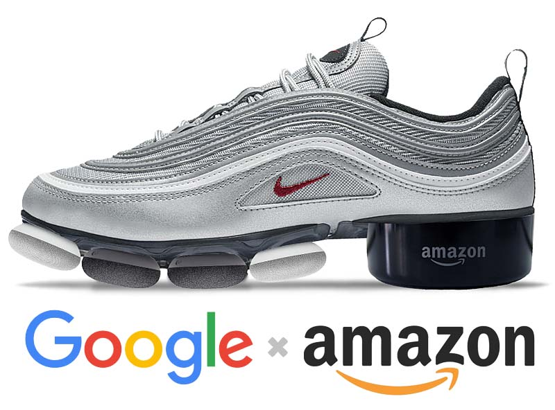NIKE x Google x Amazon AI MAX 97 AIMAX97