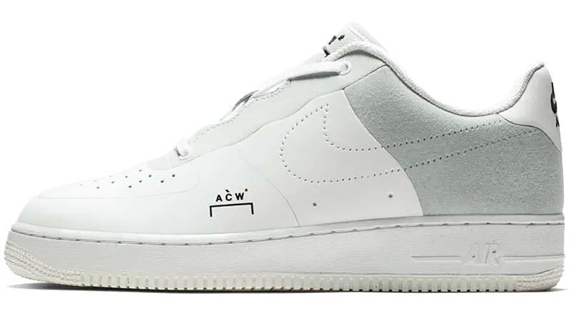 A-COLD-WALL* x NIKE AIR FORCE 1 LOW [WHITE] BQ6924-100 ア コールド ウォール × ナイキ エアフォース1 ロー 「ホワイト」