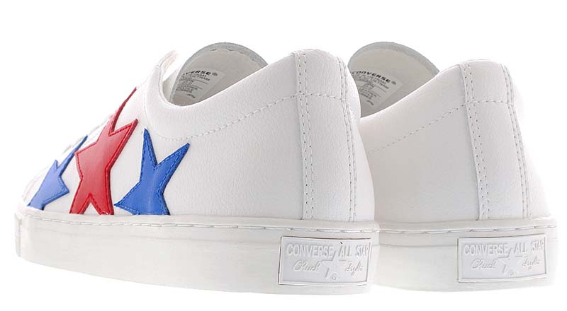 CONVERSE ALL STAR COUPE TRIOSTAR OX [WHITE/TRICO] 31300300