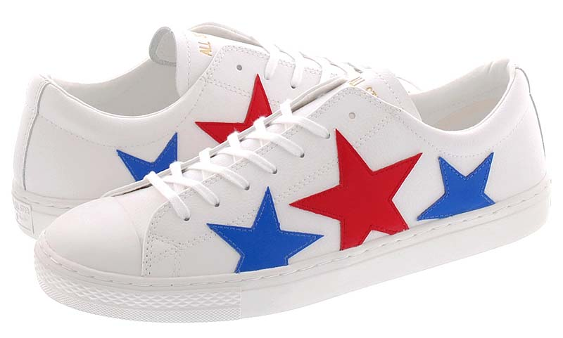 CONVERSE ALL STAR COUPE TRIOSTAR OX WHITE/TRICO 31300300
