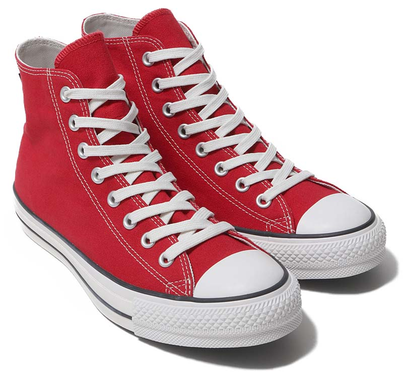 CONVERSE ALL STAR 100 GORE-TEX HI [RED] 31300431 コンバース オールスター 100 ゴアテックス ハイ レッド