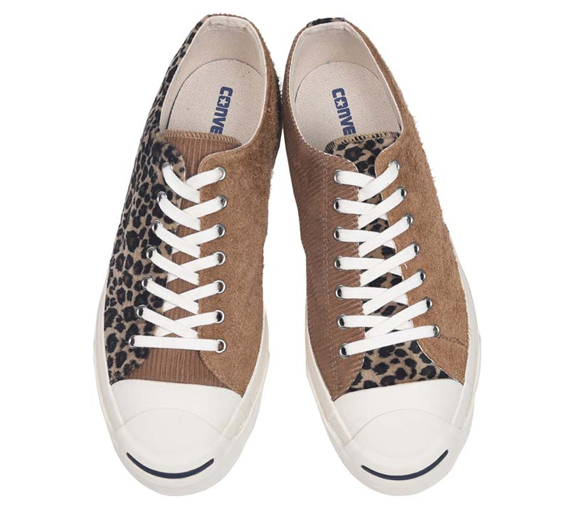 "BILLY'S x CONVERSE JACK PURCELL ""BLEND"" [BROWN] 33300120 ビリーズ × コンバース ジャックパーセル ブレンド ブラウン"