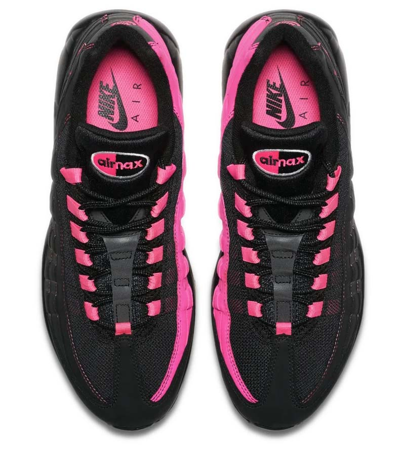 NIKE AIR MAX 95 OG BLACK / PINK BLAST-PINK BLAST CU1930-066 ナイキ エアマックス95 OG ブラック/ピンク
