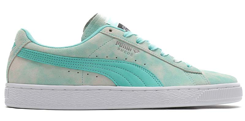 PUMA x DIAMOND SUPPLY SUEDE DIAMOND BLUE 369396-01
