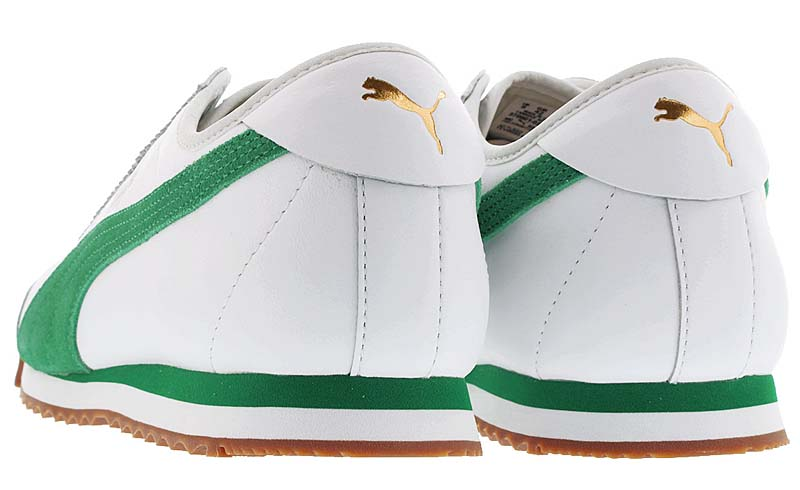 PUMA ROMA 68 OG WHITE / AMAZON GREEN 370601-02