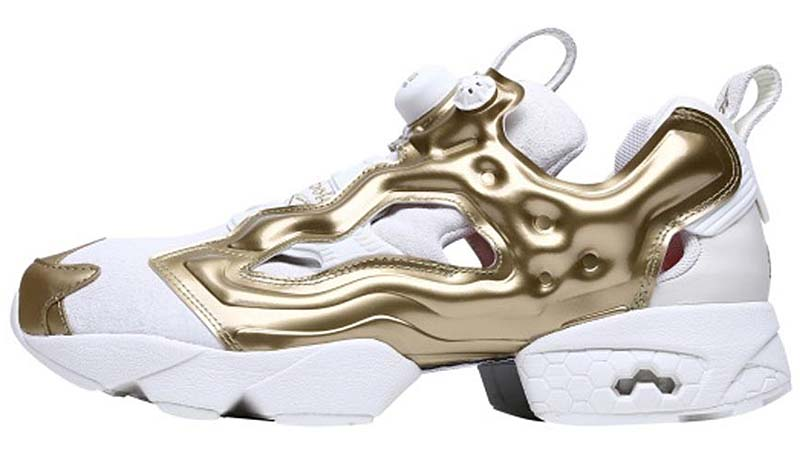Reebok INSTAPUMP FURY OG CHINESE NEW YEAR [CHALK / GOLD METALLIC / CHINA RED] dv8272