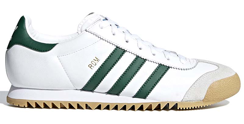 adidas Originals ROM [RUNNING WHITE / COLLEGIATE GREEN / GREY ONE] CG5990 アディダス オリジナルス ローマ 「ホワイト/グリーン」