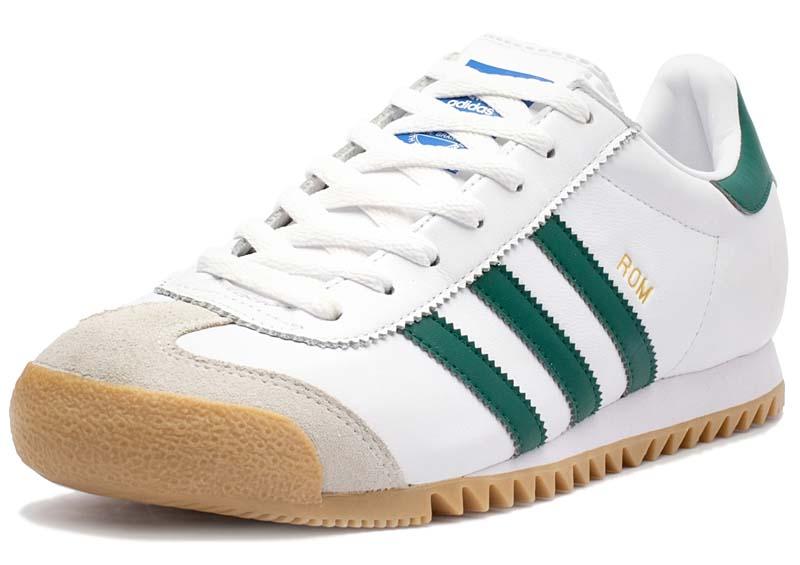 adidas Originals ROM CG5990 アディダス オリジナルス ローマ 「ホワイト/グリーン」