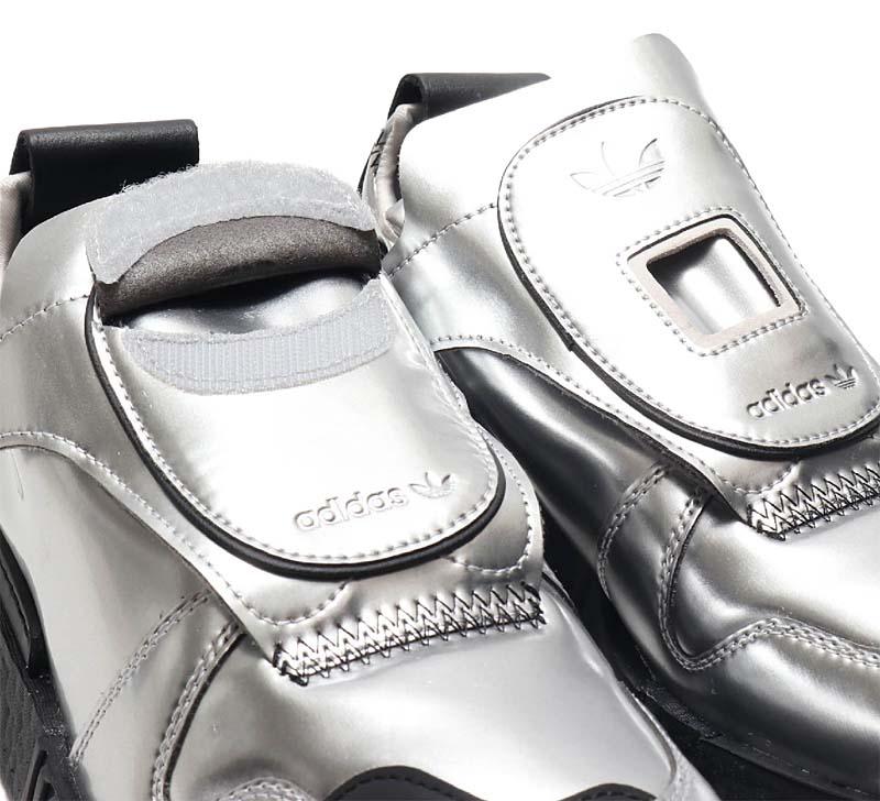 adidas Originals FUTUREPACER SILVERMET / SILVERMET / CORE BLACK EE5002 アディダス オリジナルス フューチャーペーサー メタリックシルバー/ブラック