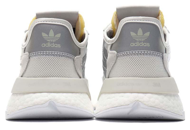 adidas Originals NITE JOGGER CRYSTAL WHITE / CRYSTAL WHITE / RUNNING WHITE EE5855 アディダス オリジナルス ナイトジョガー 「ホワイト/シルバー」