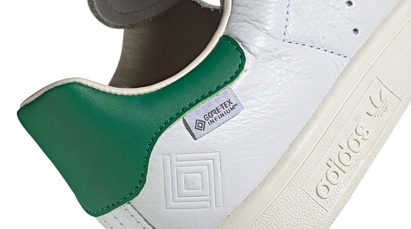 adidas Originals STAN SMITH GORE-TEX RUNNING WHITE / OFF WHITE / CHOK WHITE FU8926 アディダス オリジナルス スタンスミス ゴアテックス ホワイト/グリーン