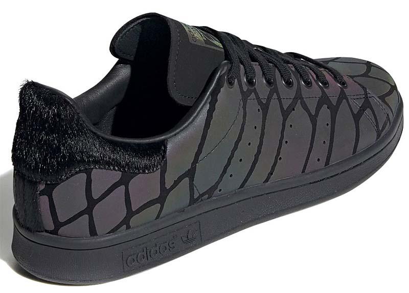 adidas STAN SMITH CORE BLACK / CORE BLACK / CORE BLACK FV4284 アディダス スタンスミス コアブラック/マルチカラー