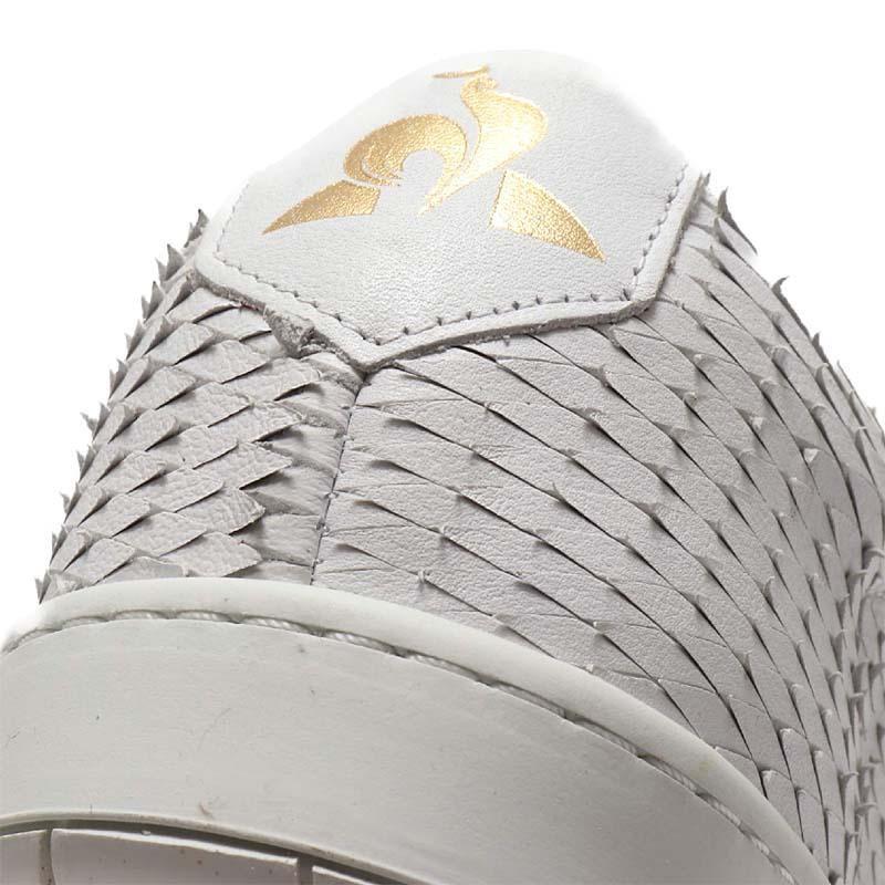le coq sportif x LAC DES CYG BLAZON WHITE 1922213 ルコックスポルティフ × 白鳥の湖 ブレイゾン