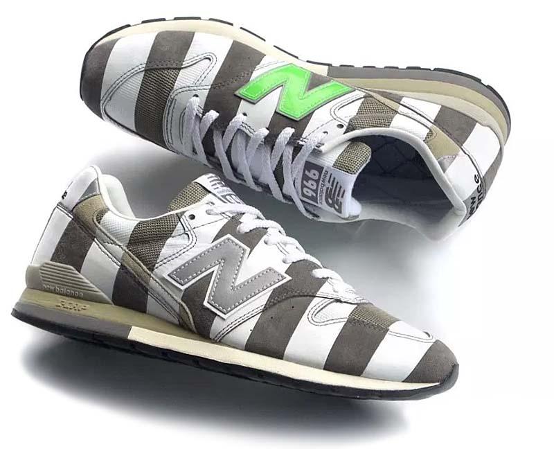 mita sneakers x new balance CM996 MIG GRAY/WHITE ミタスニーカーズ × ニューバランス CM996 MIG グレー/ホワイト