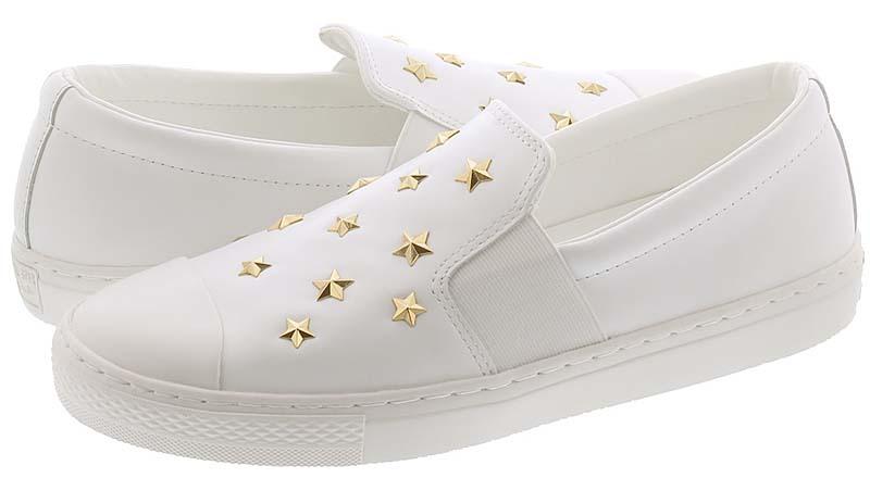 CONVERSE ALL STAR COUPE STARS SLIP-ON [WHITE] 31301751 コンバース オールスター クップ スターズ スリップオン ホワイト
