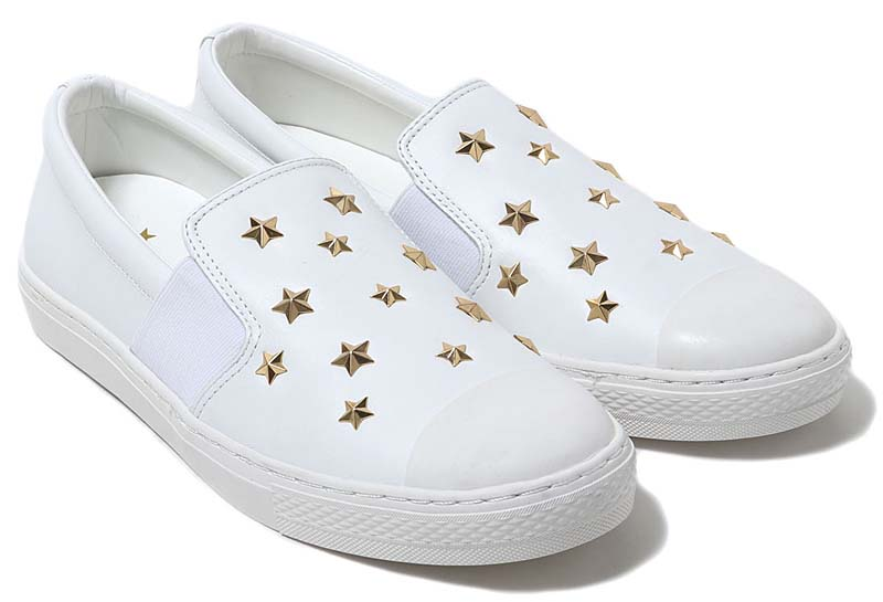 CONVERSE ALL STAR COUPE STARS SLIP-ON WHITE 31301751 コンバース オールスター クップ スターズ スリップオン ホワイト