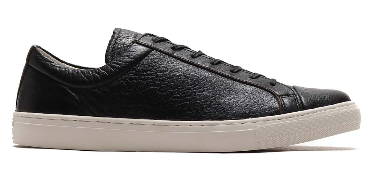 CONVERSE ALL STAR COUPE J LEATHER OX [BLACK] 31302850 コンバース オールスター クップ J レザー OX ブラック