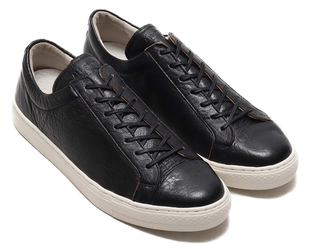 CONVERSE ALL STAR COUPE J LEATHER OX BLACK 31302850 コンバース オールスター クップ J レザー OX ブラック