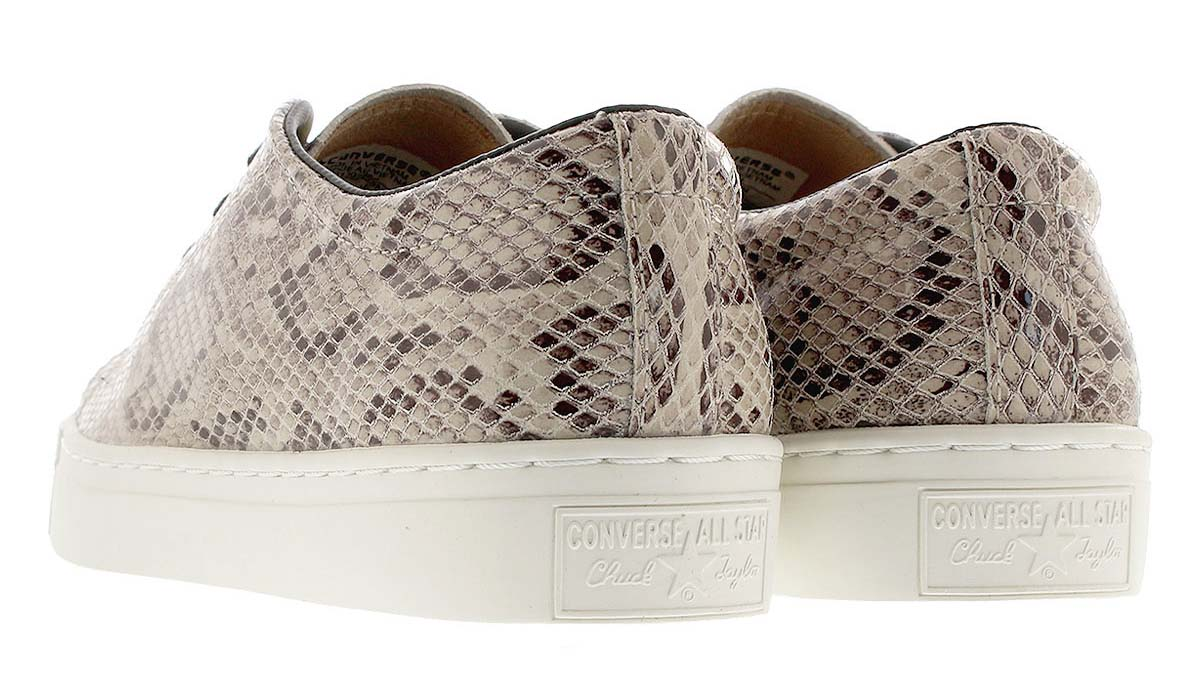 CONVERSE ALL STAR COUPE POINTUE SNK OX [BEIGE SNAKE] 31302860 コンバース オールスター クップ ポワンテュ SNK OX ベージュ/スネーク