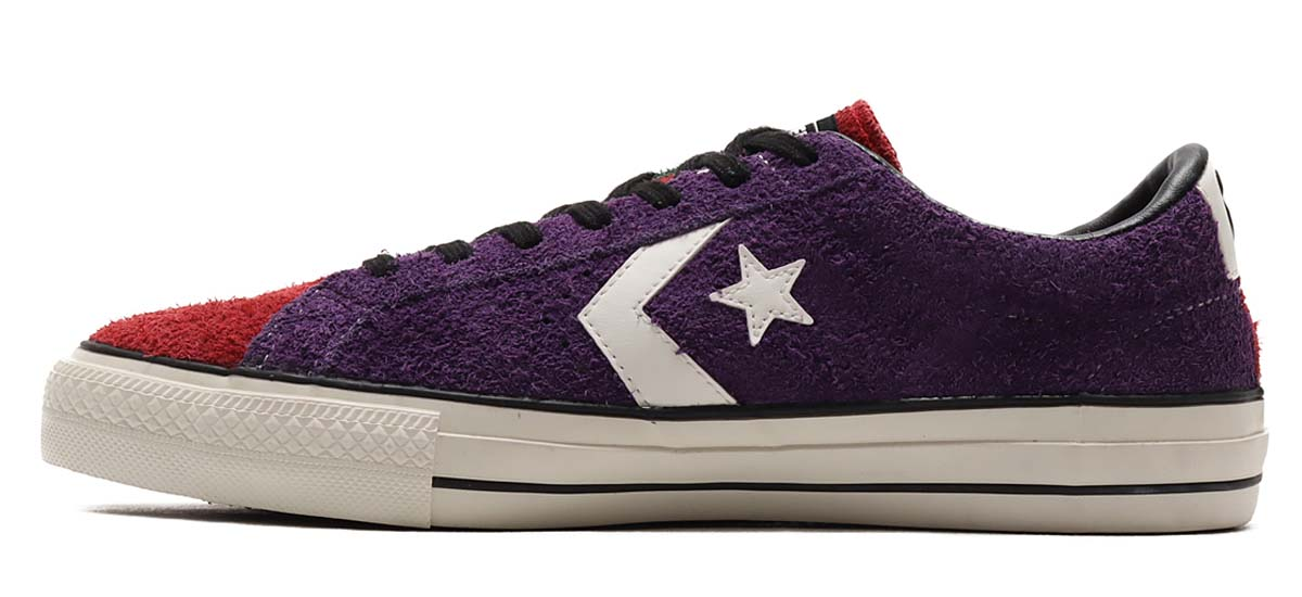 CONVERSE PRORIDE SK OX+ [GREEN / RED / PURPLE] 34200430 コンバース プロライド SK OX+ グリーン/レッド/パープル
