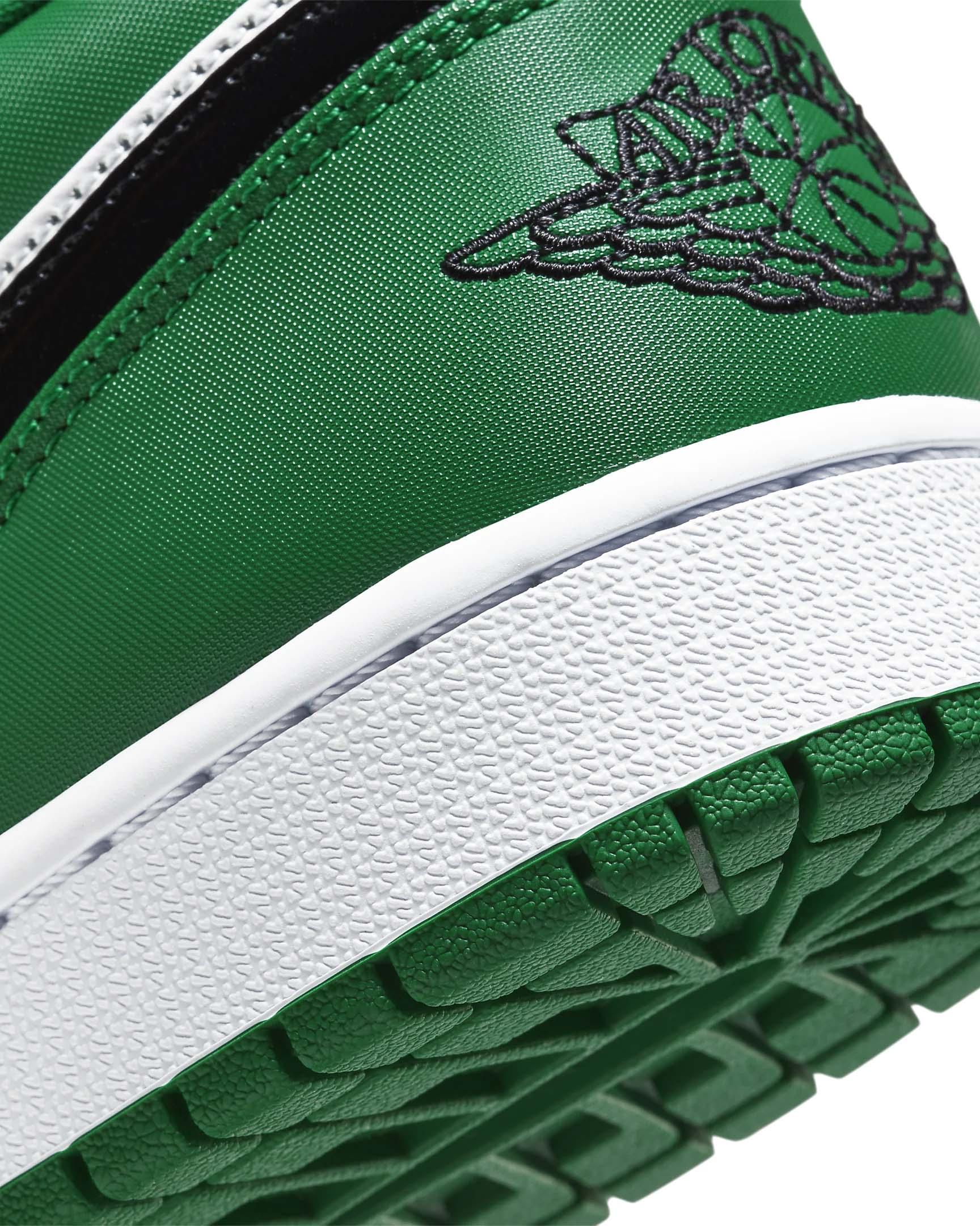 NIKE AIR JORDAN 1 LOW PINE GREEN / BLACK / WHITE 553558-301 ナイキ エアジョーダン1 ロー グリーン/ブラック/ホワイト