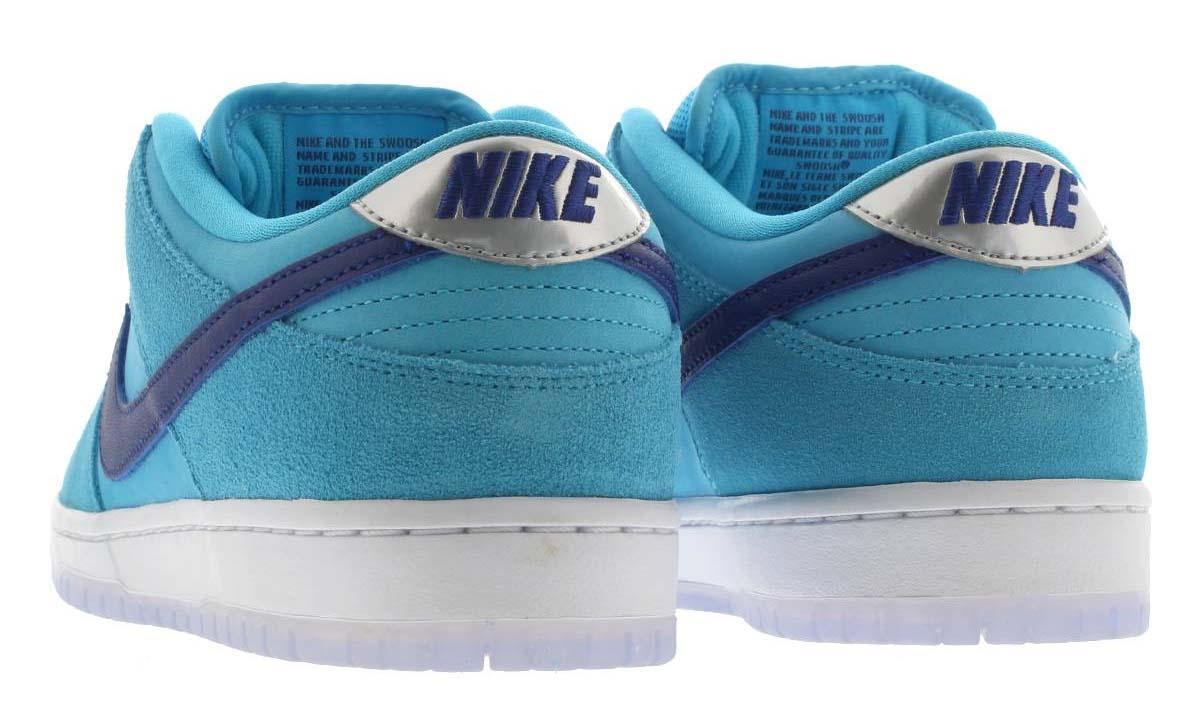 NIKE SB DUNK LOW PRO BLUE FURY / DEEP ROYAL BQ6817-400 ナイキ SB ダンク ロー プロ ブルー