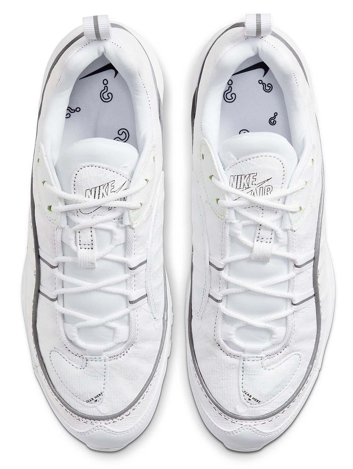 NIKE AIR MAX 98 LX REVEAL WHITE / WHITE-MULTI COLOR CJ0634-101 ナイキ エアマックス98 LX リベル ホワイト/マルチカラー