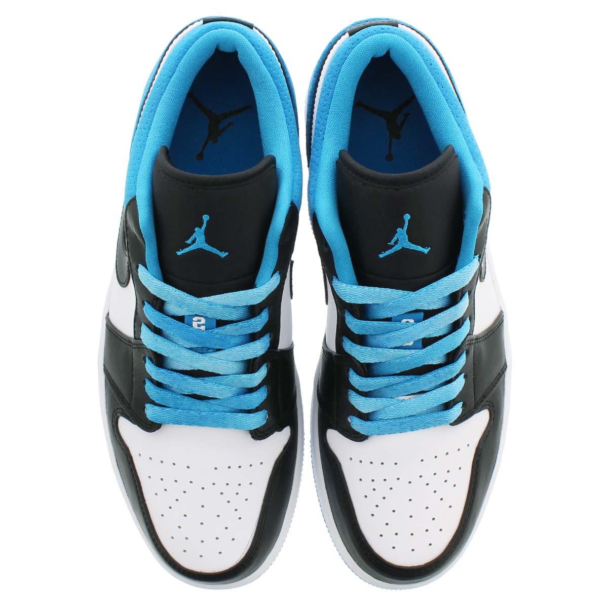 NIKE AIR JORDAN 1 LOW SE BLACK/BLACK-LASER BLUE-WHITE CK3022-004 ナイキ エアジョーダン1 ロー SE ブラック/ホワイト/ブルー