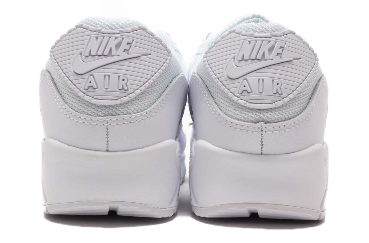 NIKE AIR MAX 90 WHITE/WHITE-WHITE-WOLF GREY CN8490-100 ナイキ エアマックス90 ホワイト/グレー