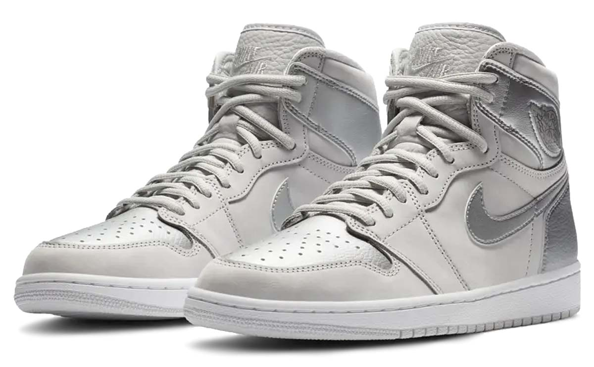 NIKE AIR JORDAN 1 HIGH OG CO.JP TOKYO NEUTRAL GREY / WHITE-METALLIC SILVER DA0382-029 ナイキ エアジョーダン1 ハイ OG CO.JP 東京 グレー/メタリックシルバー